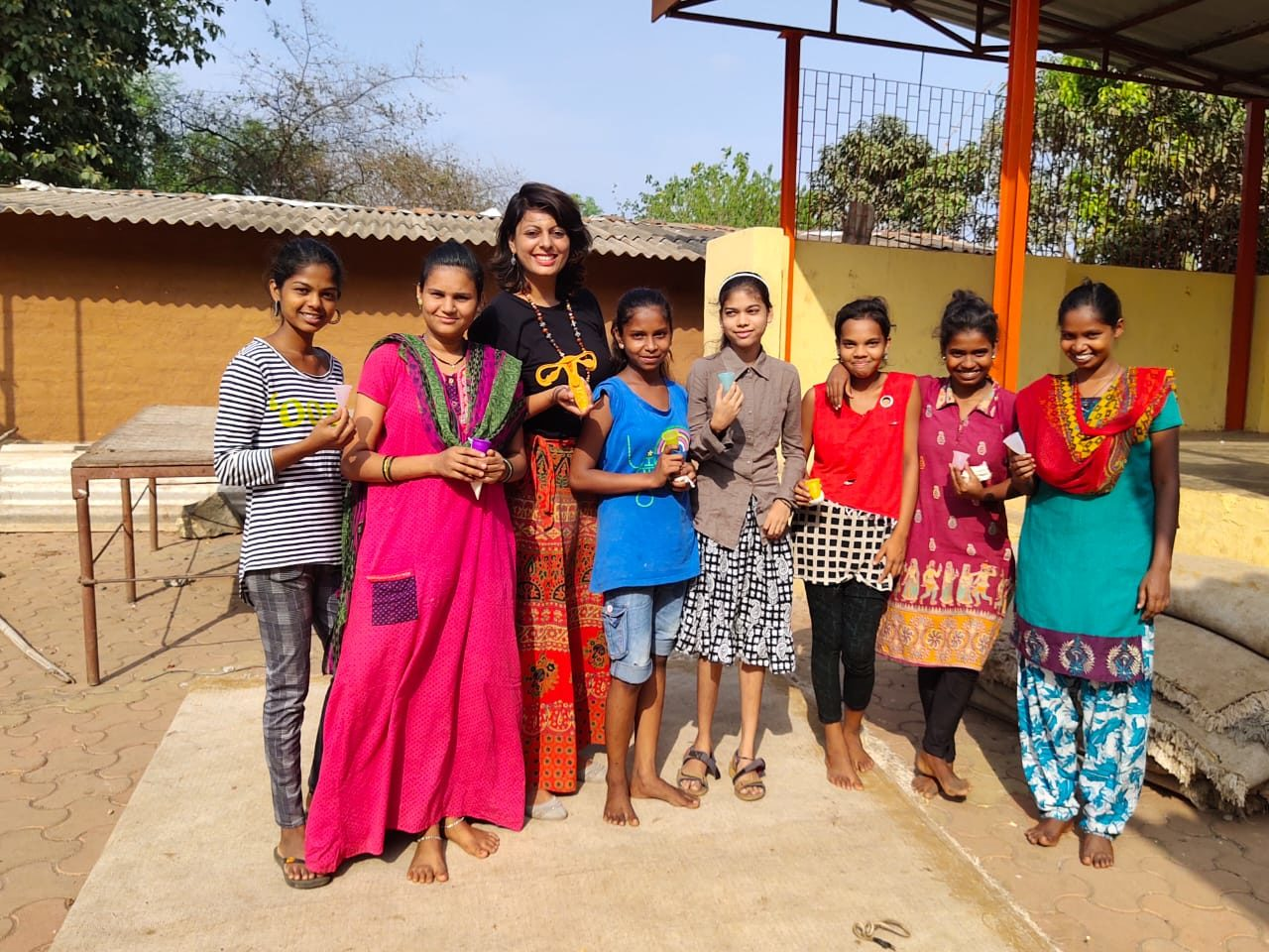 Dipti K: Menstrual Education In India